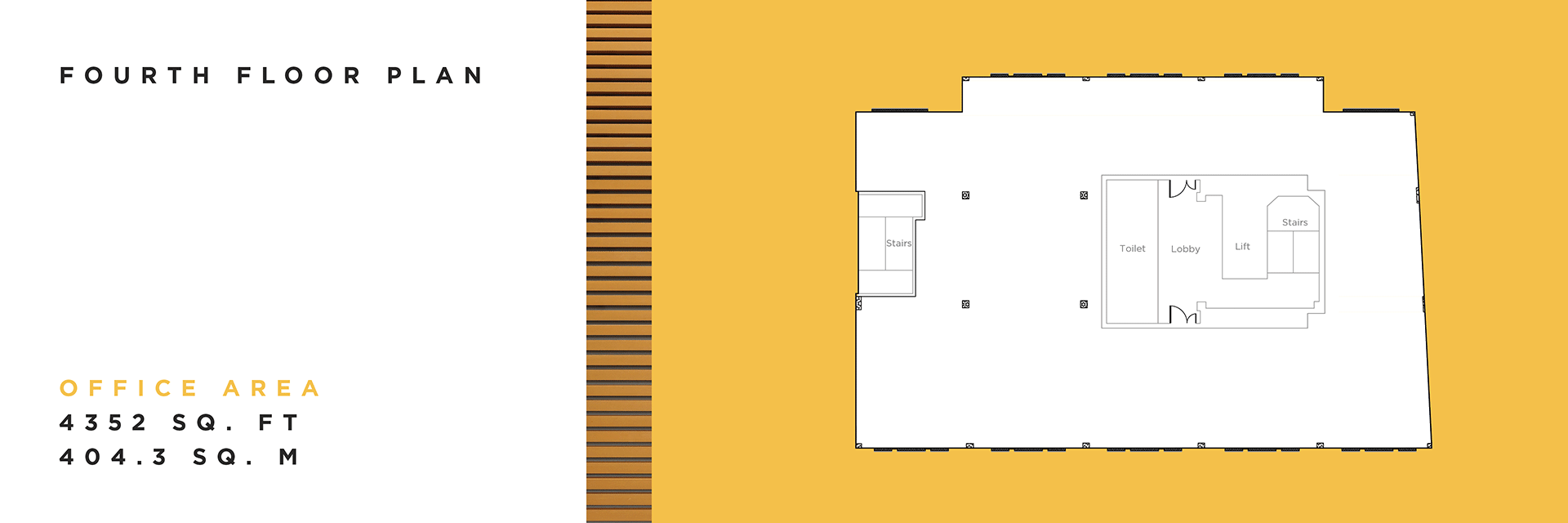 Fourht floor plan